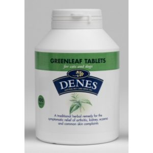 Denes Greenleaf 400 Tablets