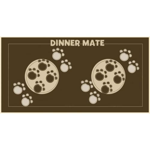 Dinner Mate Brown 40x60cm