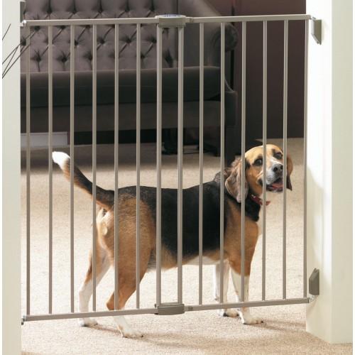 Dog Barrier Gate Indoor 62-102 X95cm