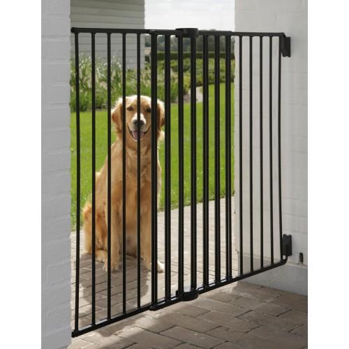 Dog Barrier Gate Outdoor 84-154x95cm