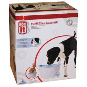 Dogit Fresh & Clear Drinking Fountain Blue 6l