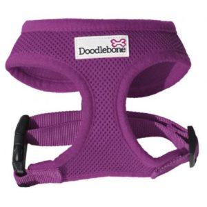 Doodlebone Harness Purple Large 46-58cm
