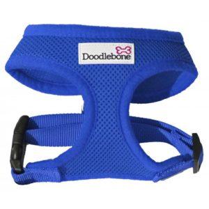 Doodlebone Harness Royal Blue Small 32-42cm
