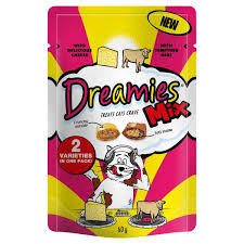 Dreamies Beef & Cheese 60g