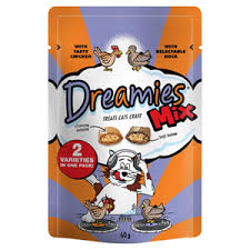 Dreamies Chicken & Duck 60g