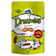 Dreamies Tuna 60g