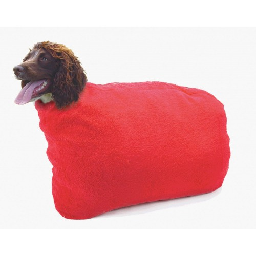 Dry Dog Bag Neck Size 45cm