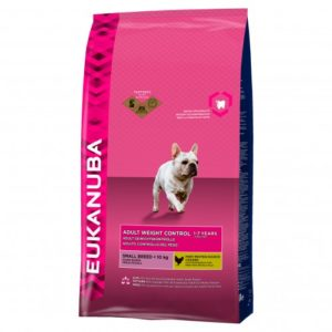 Eukanuba Dog Adult Weight Control Small Breed 1kg