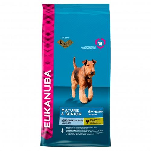 Eukanuba Dog Senior & Mature Large Breed 3kg