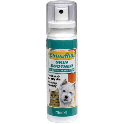 Exmarid Dog & Cat Skin Soother 75ml