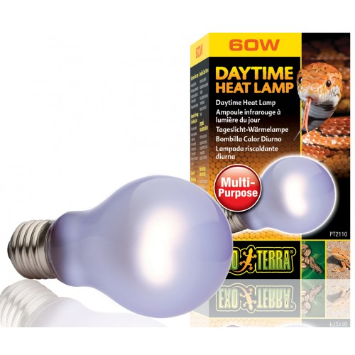 Exo Terra Daytime Heat Bulb A19 60w