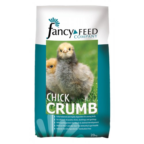 Fancy Feeds Chick Crumb 20kg