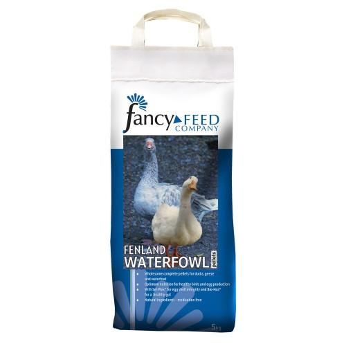 Fancy Feeds Fenland Waterfowl Pellets 20kg
