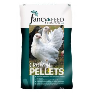 Fancy Feeds Grower Pellets 20kg