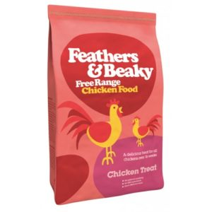 Feathers & Beaky Free Range Chicken Treat 5kg