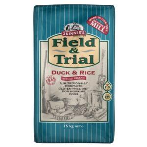 Field & Trial Duck & Rice 2.5kg