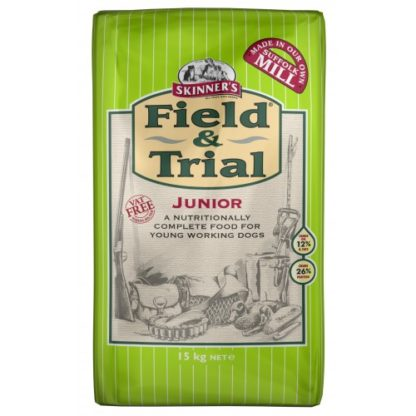 Field & Trial Junior 2.5kg