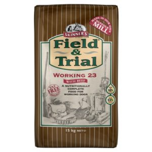Field & Trial Working 23 With Beef 15kg