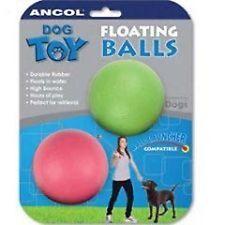 Floating Balls Assorted 6cm