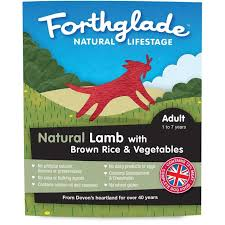 Forthglade Natural Lifestage Adult Lamb With Veg 395g x18