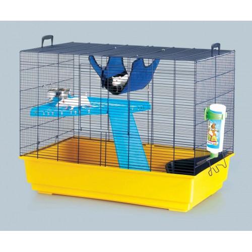 Freddy 2 Rat/ferret Cage Assorted 80x50x63cm
