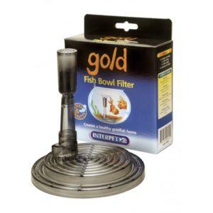 Gold Fish Bowl Filter