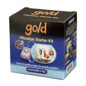 Goldfish Bowl Filter Starter Pack