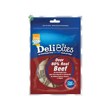 Good Boy Deli Bites Beef 65g x10