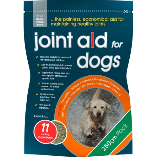 Gwf Joint Aid For Dogs 250g