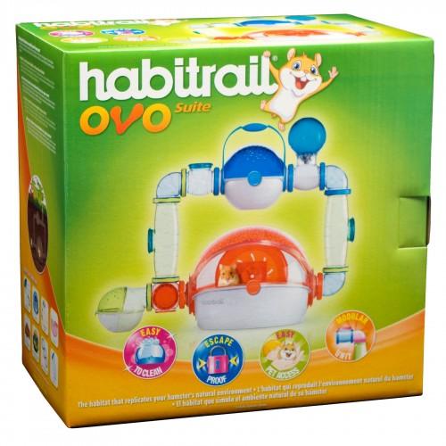 Habitrail Ovo Cage Suite 56x67x36cm
