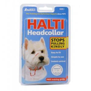 Halti Headcollar Black Size 1