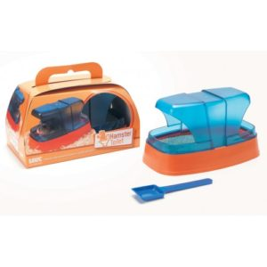 Hamster Toilet Assorted Colours 17x10x10cm