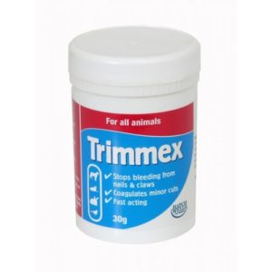 Hatchwells Pet Trimmex 30g