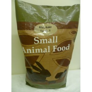Henry Bell Rabbit No5 With Alfalfa 15kg