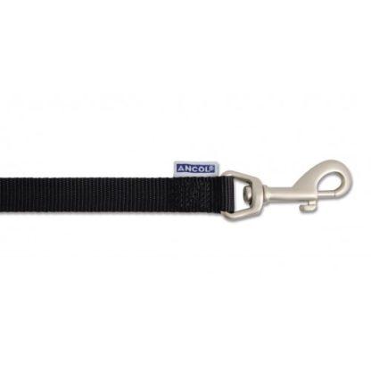 Heritage Nylon Lead Black 1m X12mm Sz 1-3