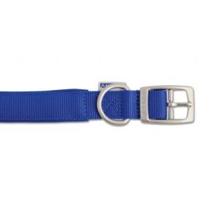 Heritage Nylon Padded Collar Blue 50cm/20″ Sz 5