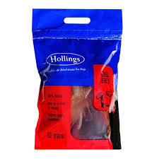 Hollings Cow Ears 10pk x4