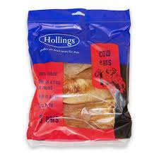 Hollings Cow Ears 3pk x7