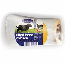 Hollings Filled Bone Chicken Display x20