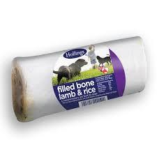 Hollings Filled Bone Lamb & Rice Display x20