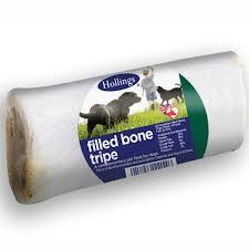 Hollings Filled Bone Tripe Display x20