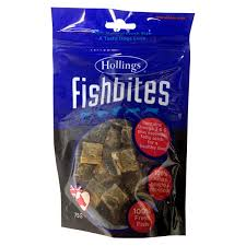 Hollings Fish Bites 75g x8