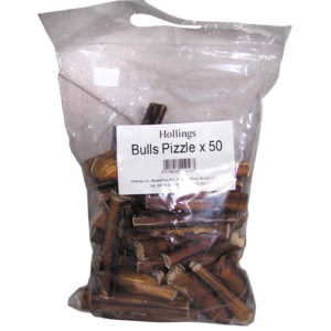 Hollings Pizzles Bulk 50pack