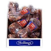 Hollings lamb bones pre pack x10