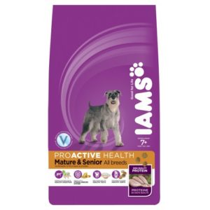 Iams Dog Senior & Mature 7+ 12kg
