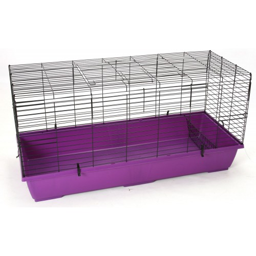 Indoor Rabbit Cage 120x50x60cm