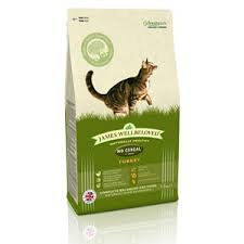 James wellbeloved Cat Adult No Cereals Turkey 1.5kg