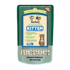 James wellbeloved Cat Kitten Pouch Turkey 85g