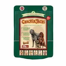 James wellbeloved Dog Crackerjacks Turkey & Veg 225g X6