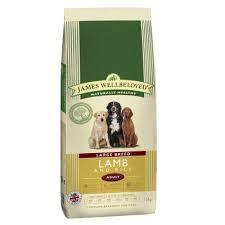 James wellbeloved Dog Large Breed Adult Lamb & Rice Kibble 15kg